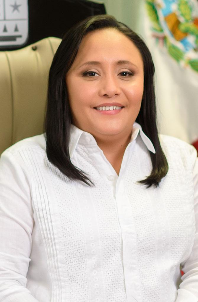 Foto Dip. María Cristina Torres Gómez