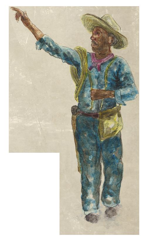 Hombre Maya