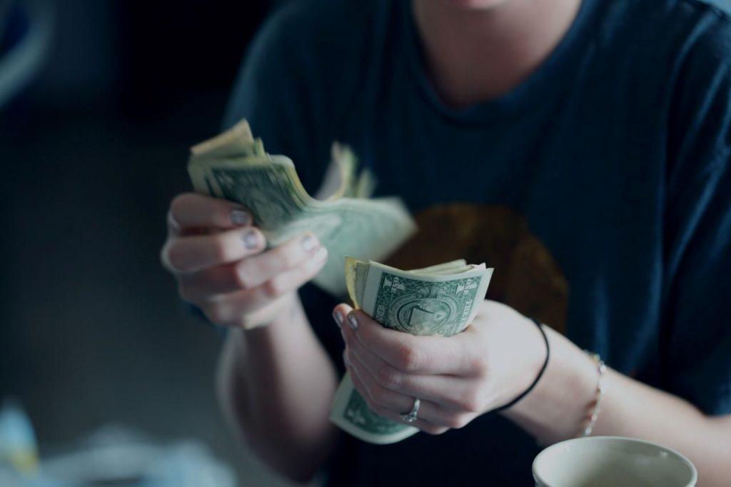 Finanças pessoais com o Paguei