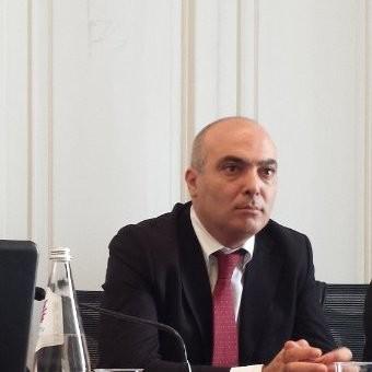 Marco D'Isanto, Dottore Commercialista, Consulente alle imprese e agli enti non profit, Napoli