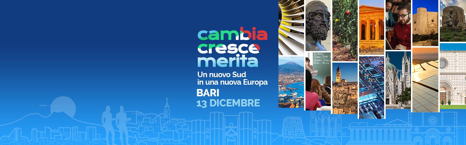 Presentazione del Manifesto a Bari