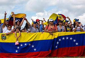 Sinistradem sulla crisi in Venezuela