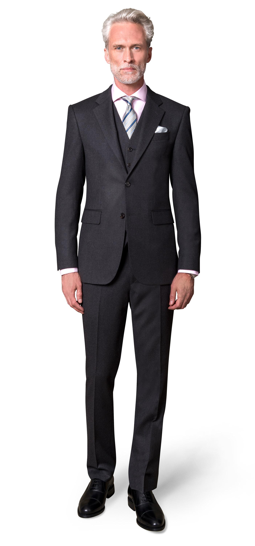 BUSINESS - Trotzen Sie dem Winter mit einem Anzug aus Flanell
