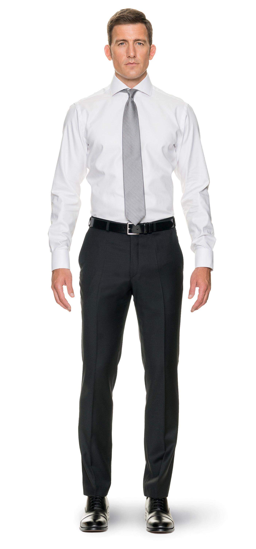 Das weiße Hemd: Grundlage für jeden Business-Look
