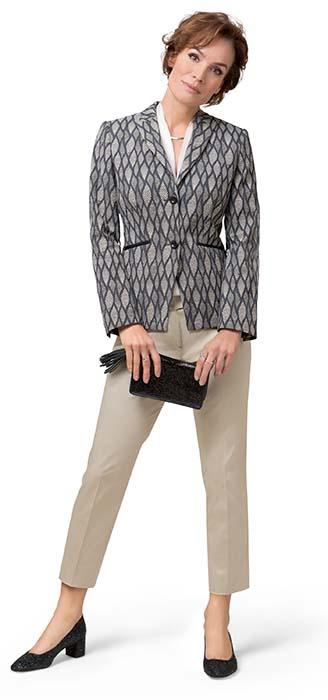 Klassische Damenhose