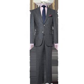 Business: Anzug Einreiher