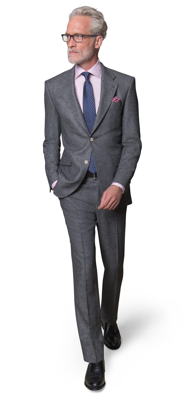 SEASONAL UND TREND - Der Evergreen-Anzug für Ihre Garderobe