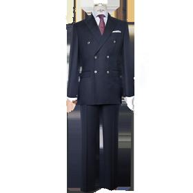Business: Executive - Anzug Zweireiher