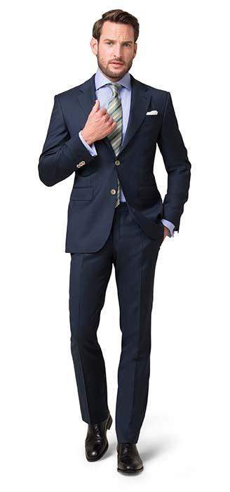 Business Box Anzug