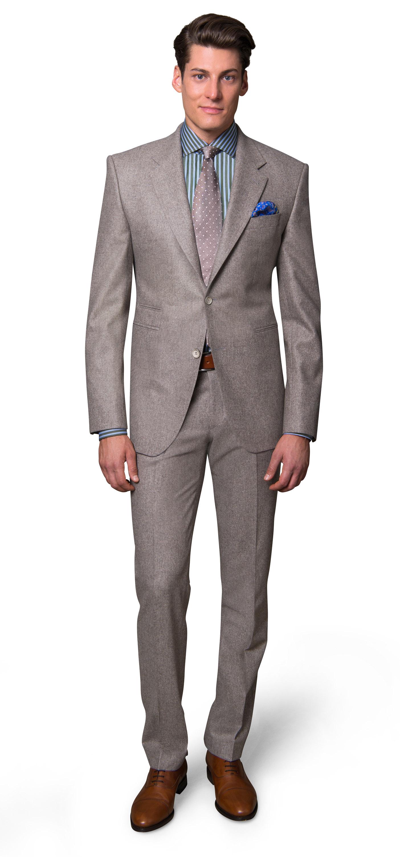SEASONAL UND TREND - Dieser Anzug nach Maß hält Sie im Winter warm