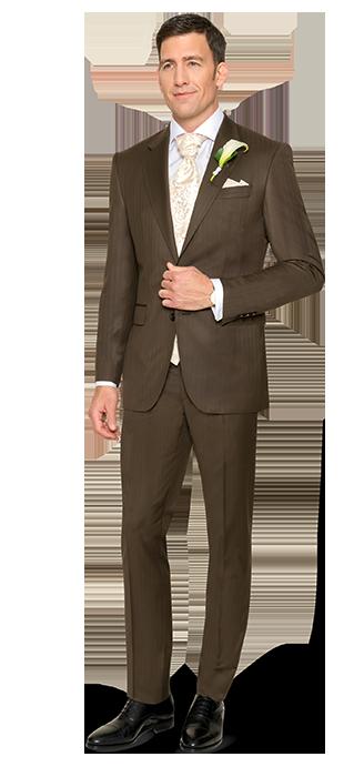 Anzug Einreiher