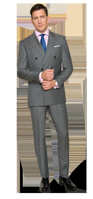 Executive - Anzug Zweireiher