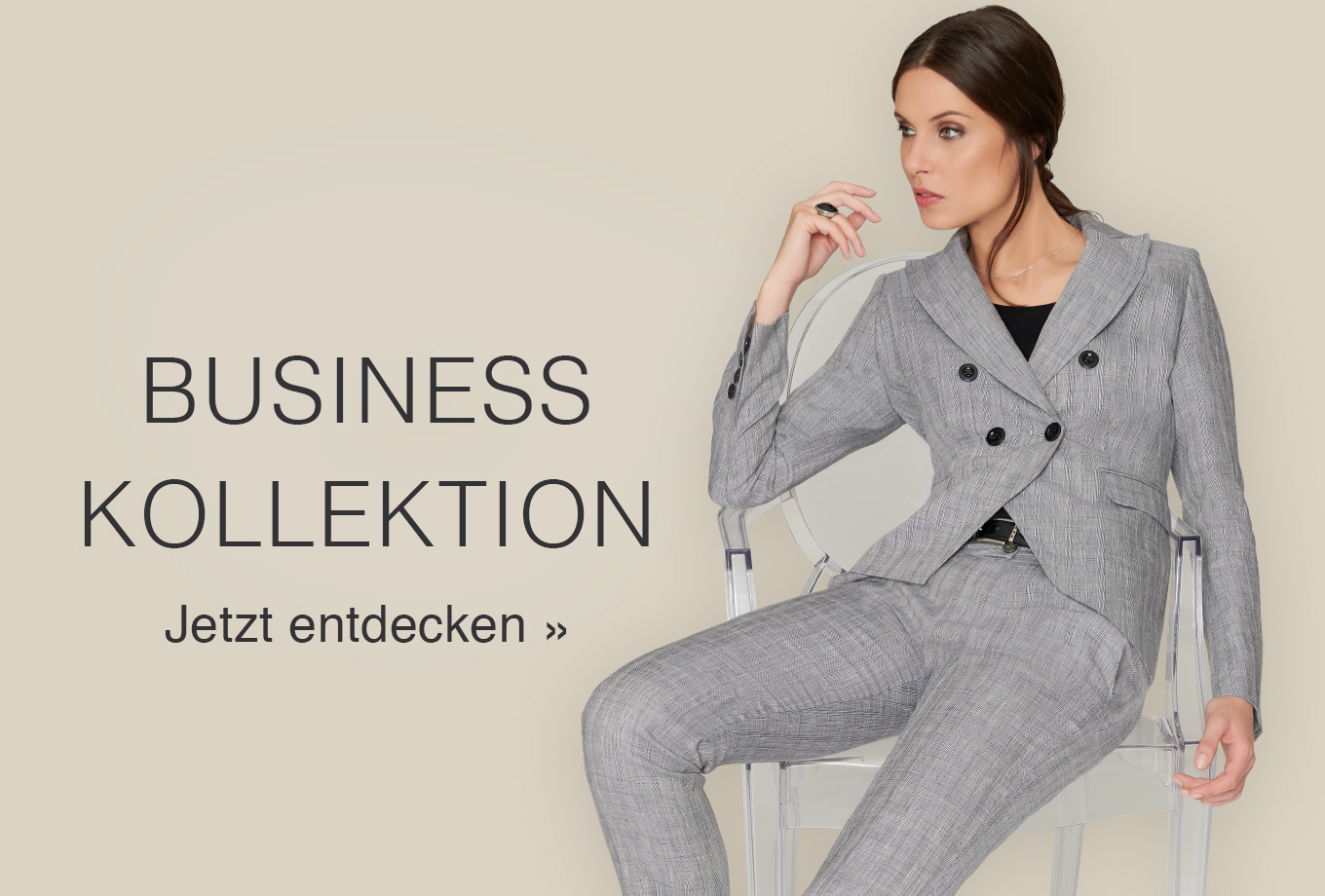 Businessmode für Damen