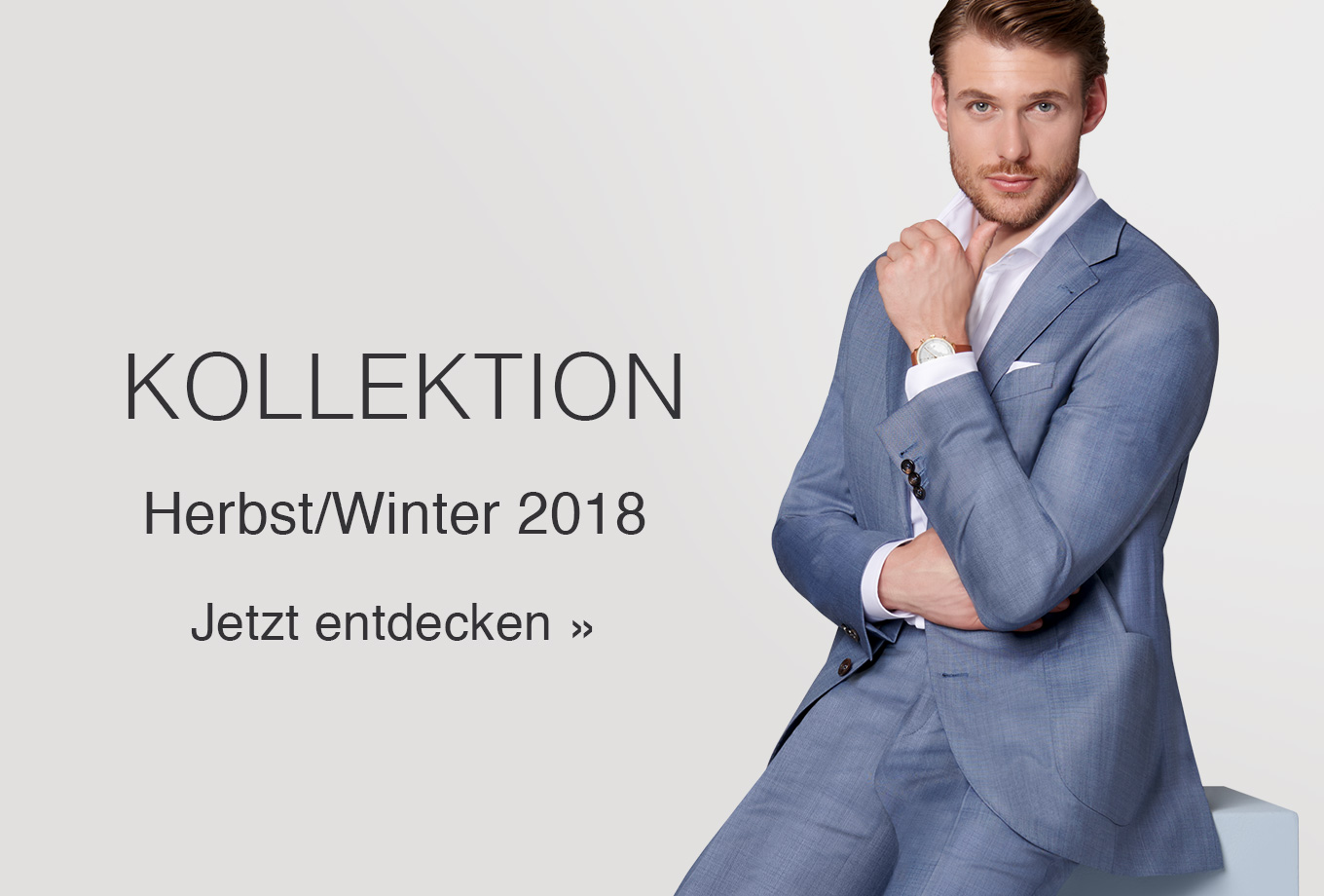 Herren Kollektion Herbst/Winter 2018