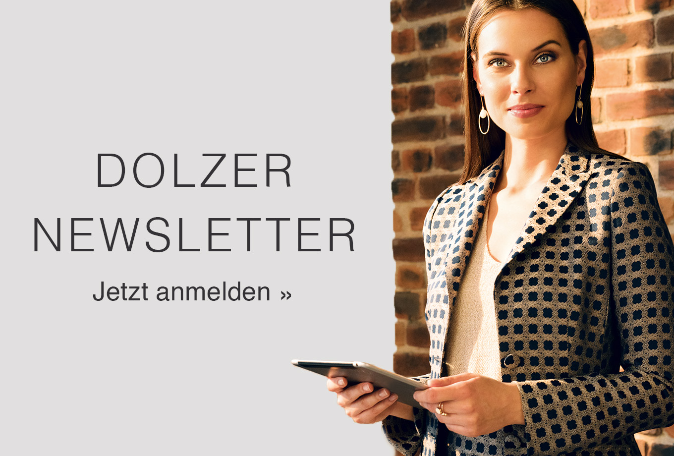 Dolzer Newsletter Damen