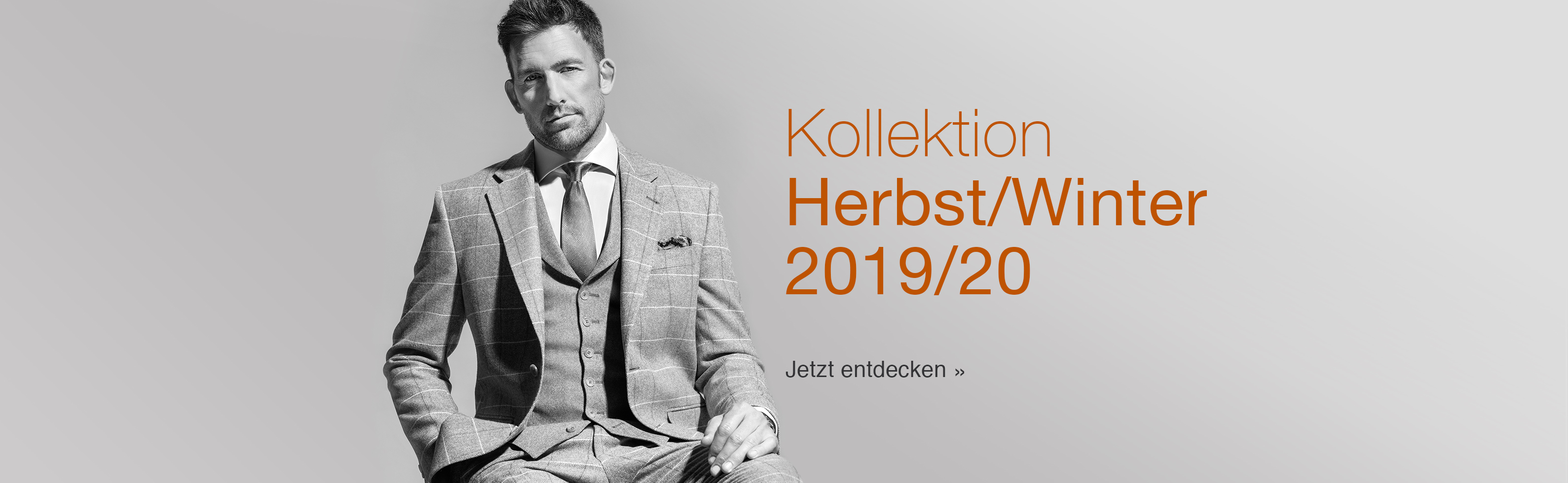 Herren Herbst/Winter Kollektion 2019/20