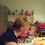 Karolína K., Pomoc v domácnosti - Most