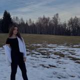 Michaela C., Hlídaní dětí - Jablonec nad Nisou
