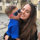 Eva V., Hlídaní dětí - Brno