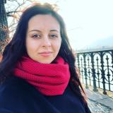 Vasylyna K., Péče o seniory, ZTP - Kraj Hlavní město Praha