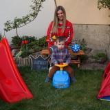 Lilla R., Gyermekfelügyelet - Győr