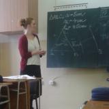 Kristína B., Doučovanie - Nitra
