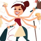 Lucia S., Pomoc v domácnosti