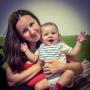 Veronika K., Babysitting - Báhoň