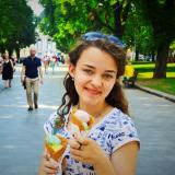 Iryna V., Opatrovanie detí - Bratislava
