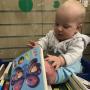 Opatrovanie na plný úväzok pre 13 mesačné dievčatko od marca