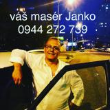 Ján P., Opatrovanie seniorov, ŤZP - Bratislava