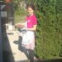 Kristína Mária L., Housekeeping - Košice