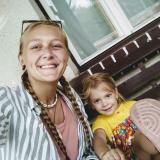 Kristína L., Opatrovanie seniorov, ŤZP - Bratislava