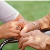 Valéria K., Opatrovanie seniorov, ŤZP - Lučenec