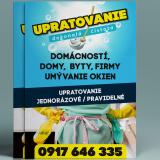 Daniela Č., Pomoc v domácnosti - Trenčín