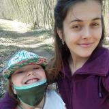 Júlia S., Babysitting - Slovensko