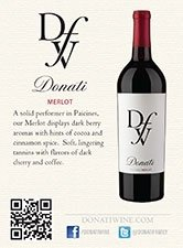 Merlot Shelf Talker