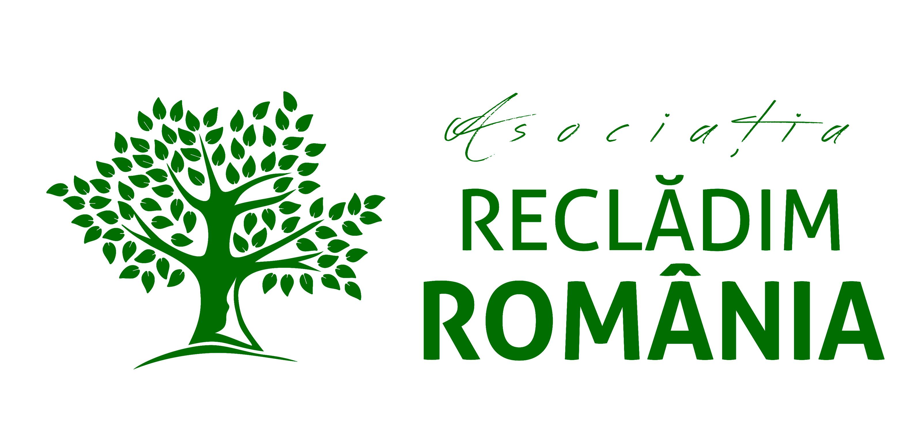 Reclădim România logo
