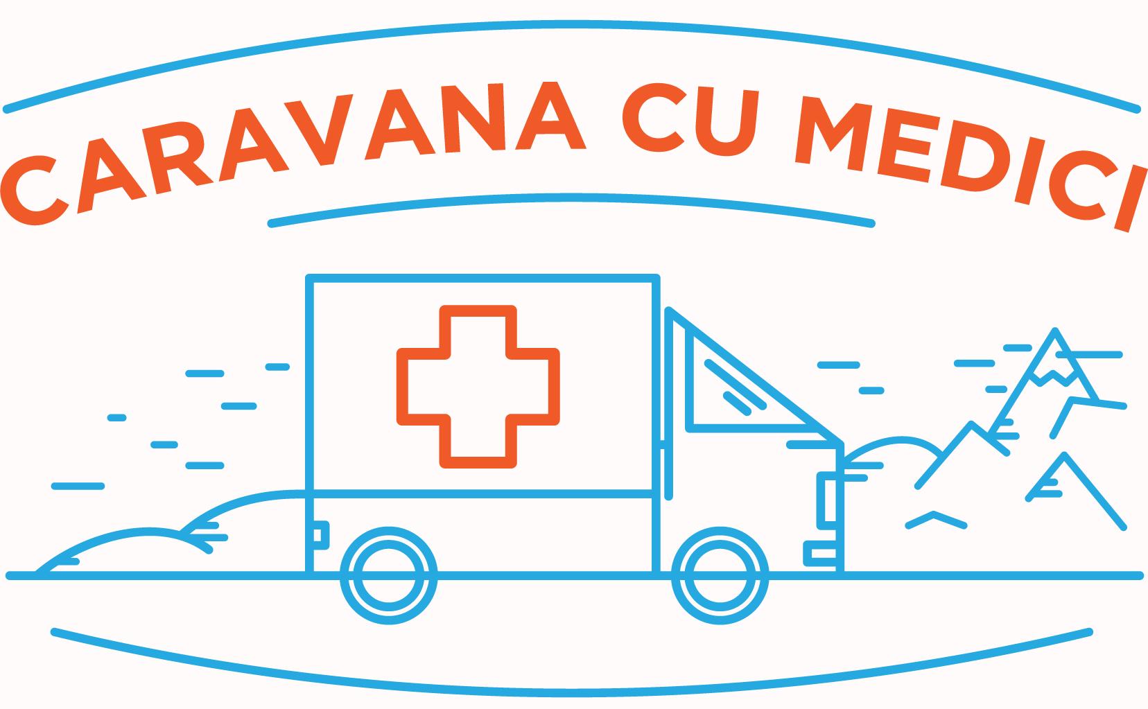 Asociatia Caravana cu Medici logo