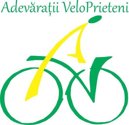 Adevărații VeloPrieteni logo