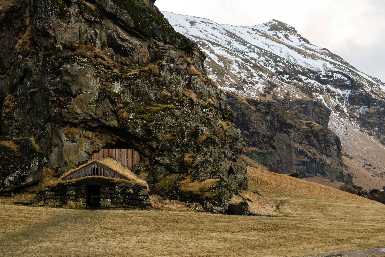Iceland, Cliffhouse