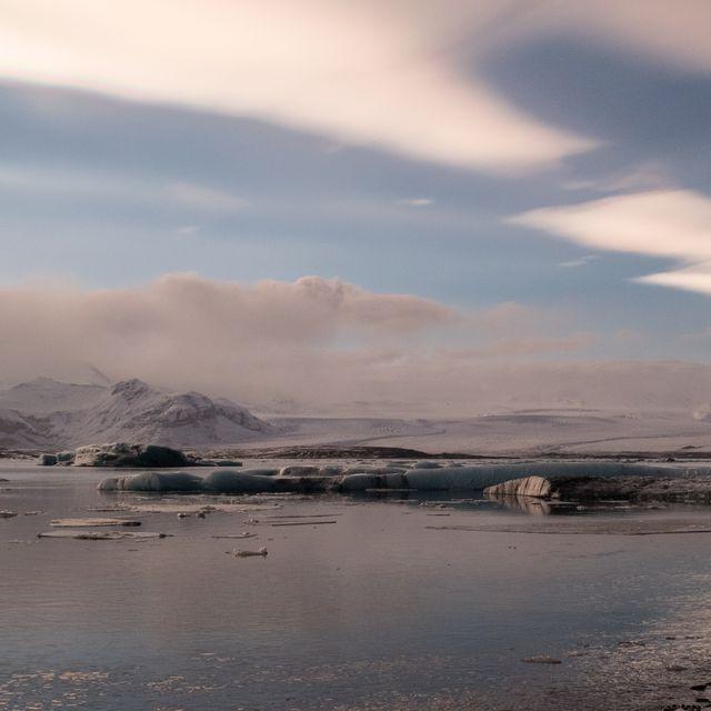 Iceland, Lake