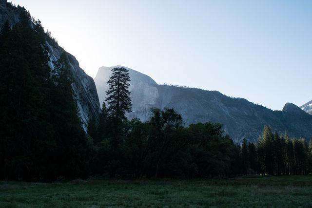 Yosemite, Dawn