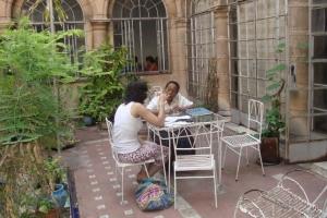 Наша партнёрская школа Гавана dq 2