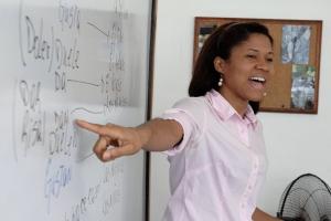 Aprender espanhol em Santo Domingo dq 3