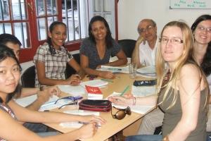 Notre école SANTIAGO DE CHILE DQ 3
