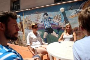 Onze school in Buenos Aires DQ 7
