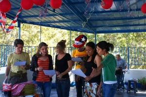 Notre école SANTIAGO DE CHILE DQ 15