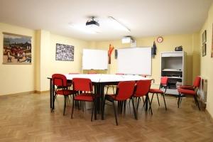 我们萨拉曼卡的语言学校坐落在 DQ 7