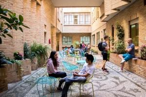 我们学校在格拉纳达(Granada)DQ 08